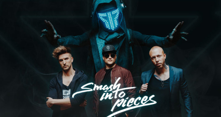 Smash Into Pieces Release New Single 'Arcadia'