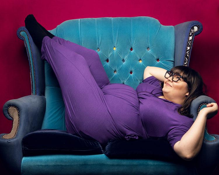 Sofie Hagen, Edinburgh, Fringe Festival, Comedy, TotalNtertainment