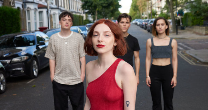 SOPHIE & THE GIANTS return with new single 'Break The Silence'