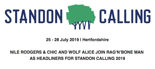 Standon Calling has a phenomenal weekend lined up
