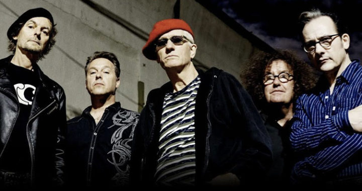 The Damned announce Palladium show and best of album