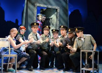 Bank Robbery, Comedy, Theatre, Chester, Storyhouse, TotalNtertainment