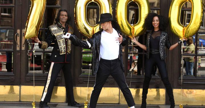 Thriller celebrates 7000 performances