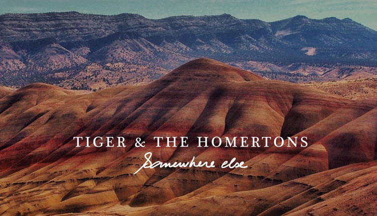 Tiger and The Homertons, Music, TotalNtertainment, New Single, Liverpool, Tour