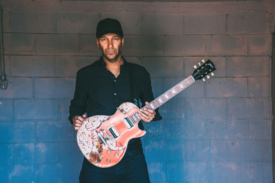 Tom Morello releases the video for 'Every Step That I Take'