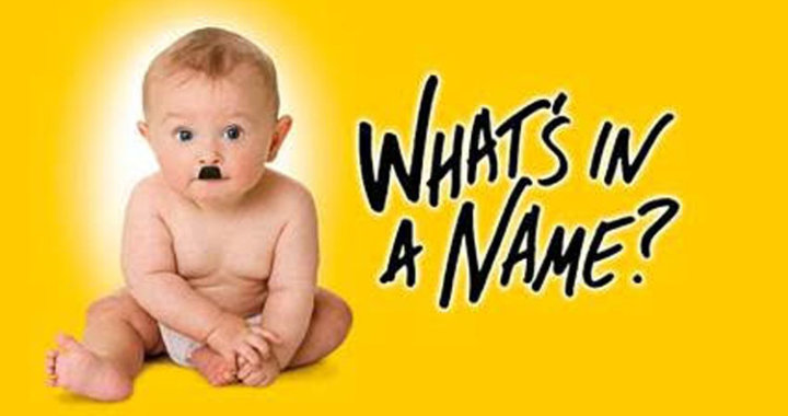 What's In A Name? Quite a lot it seems….