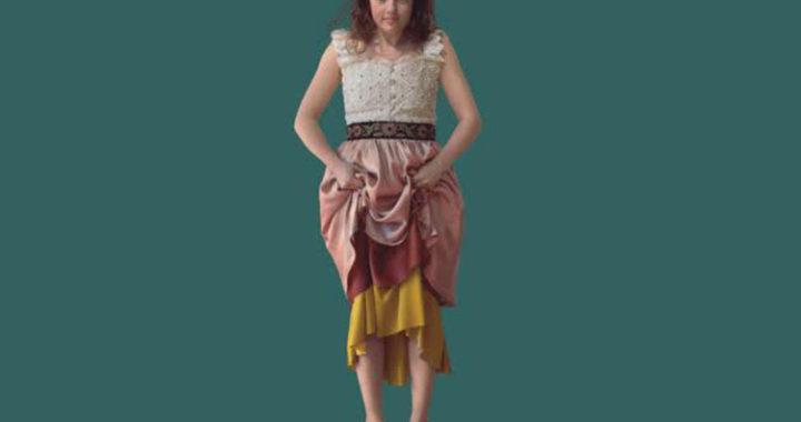 ThisEgg's Edinburgh Festival Fringe-First winner dressed.