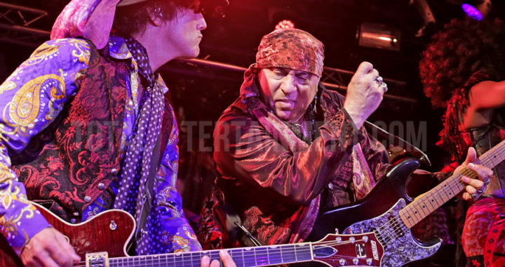 The Legendary Little Steven and The Disciples of Soul perform in Liverpool