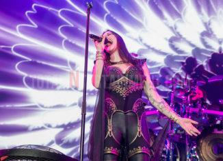 Nightwish, Sakura Henderson, Manchester, TotalNtertainment, Music, Tour