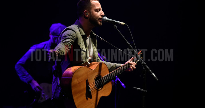 James Morrison plays Manchester's O2 Apollo