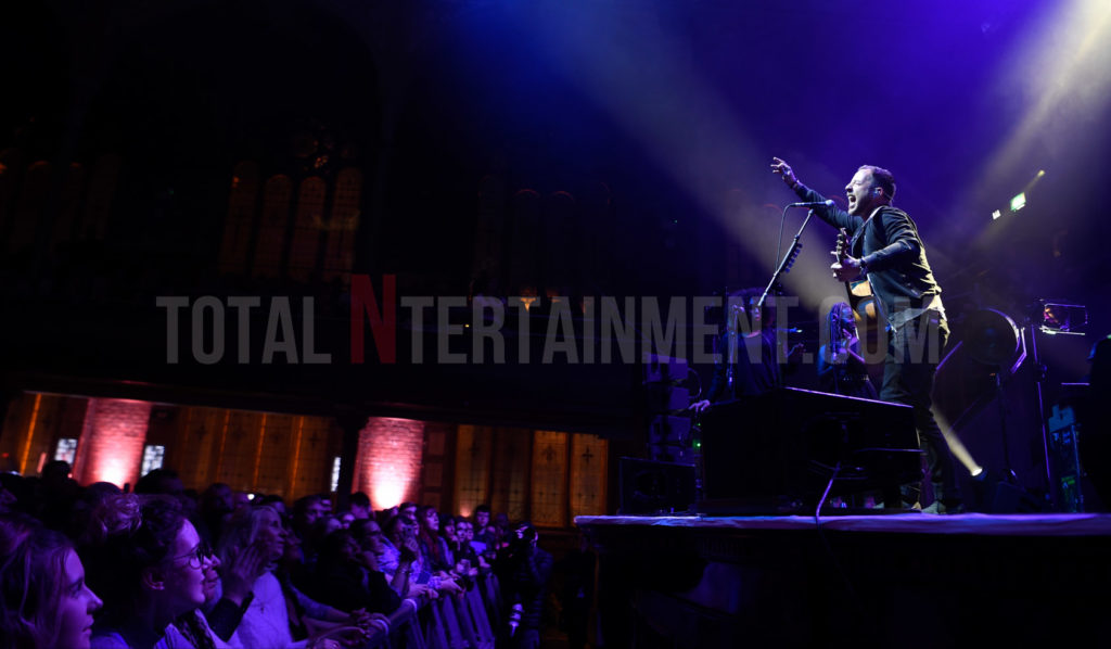 James Morrison, Manchester, Music, TotalNtertainment, Review, Stephen Farrell