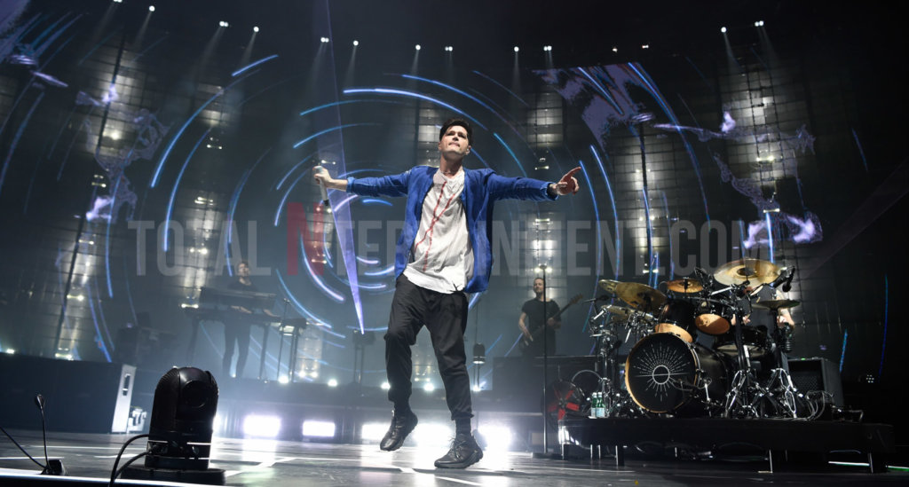 The Script, Manchester, Review, TotalNtertainment, Stephen Farrell, Show