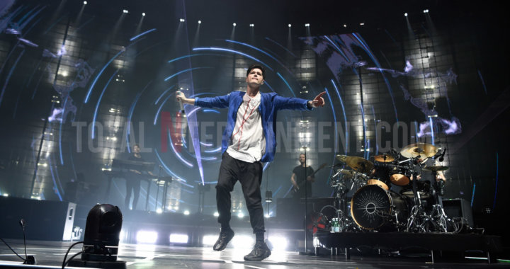 The Script put on spectacular show in Manchester