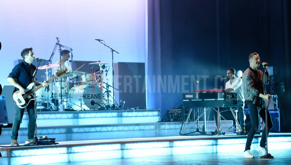 Keane, Manchester, Review, TotalNtertainment, Stephen Farrell, Music