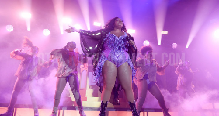 Lizzo puts on fantastic show at Victoria Warehouse
