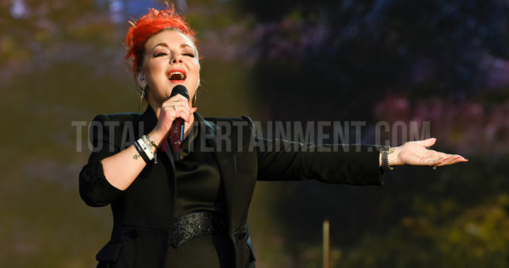 Sheridan Smith and Michael Ball put on Hollywood Proms night in Lytham