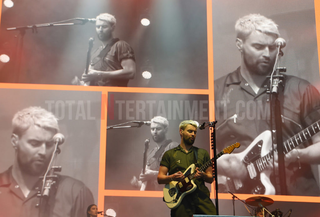 The Courteeners, Heaton Park, Manchester, TotalNtertainment, Music, Review, Stephen Farrell