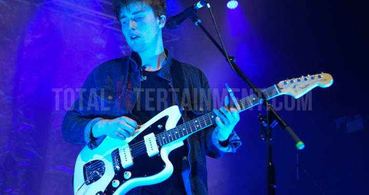 Sam Fender lives up to his growing reputation at packed O2 Ritz