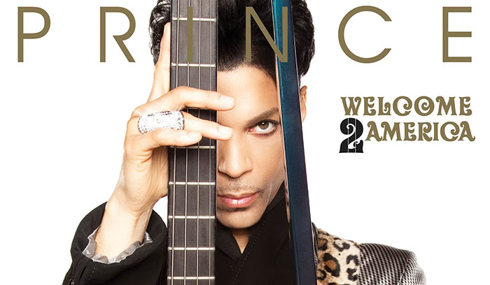 Prince, Music, TotalNtertainment, Welcome 2 America, New Release