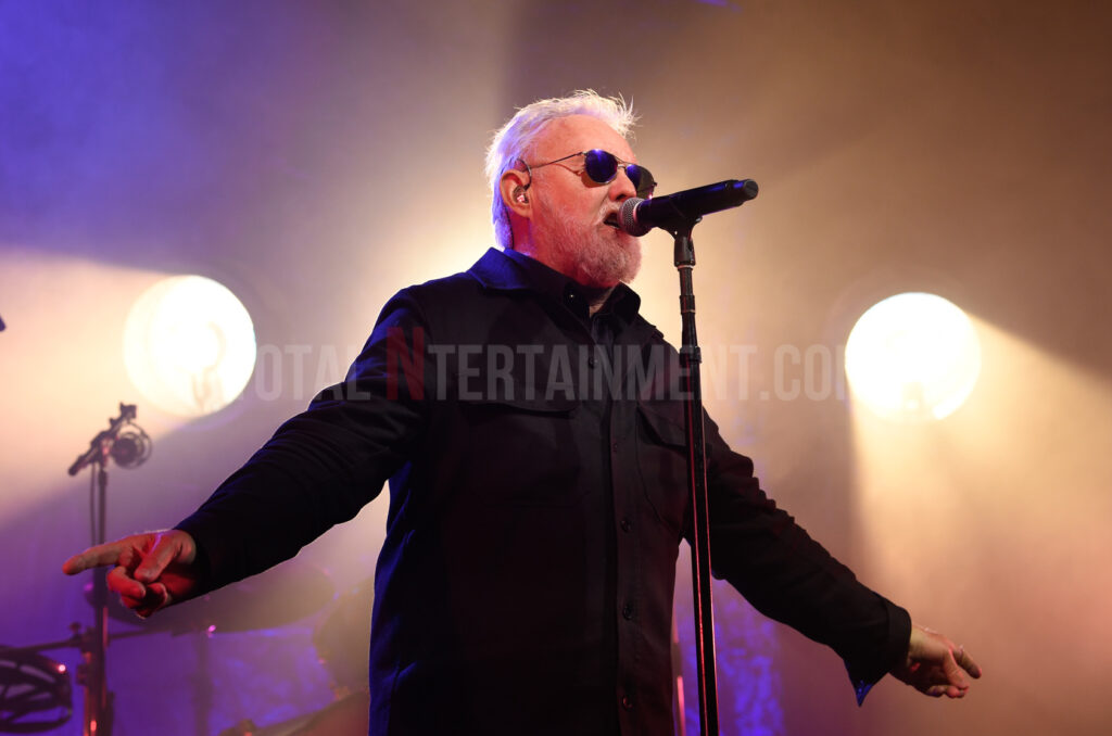 Roger Taylor, Manchester Academy, Music, Live Event, TotalNtertainment, Stephen Farrell