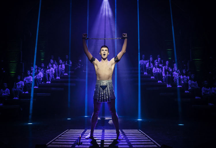 Joseph and his Technicolour Dreamcoat, Jaymi Hensley, York, Musical, Theatre, TotalNtertainment