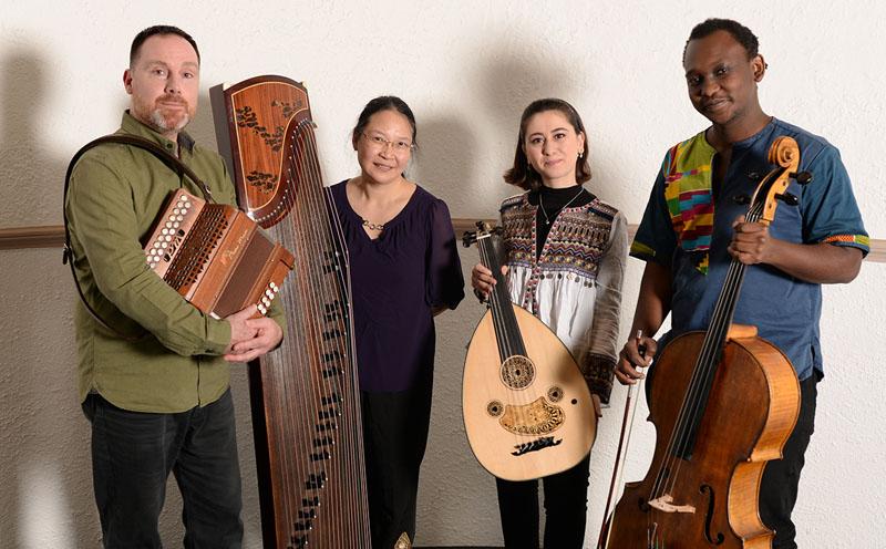 Luke Daniels, Music, Quartet, Liverpool, TotalNtertainment