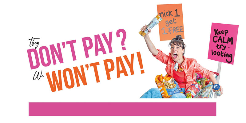 They Don't Pay We Won't Pay, Theatre, York, Review, Bill Adamsom, TotalNtertainment