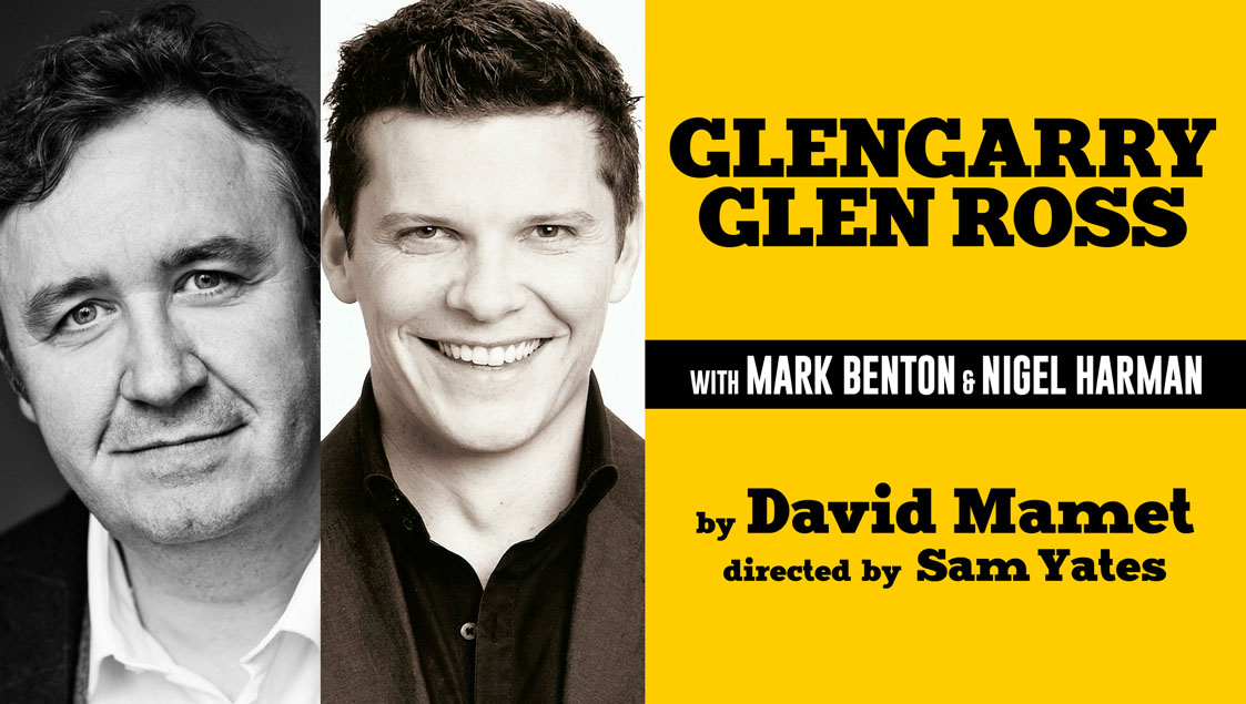 Glengarry Glen Ross, Theatre, Production, Manchester, Tour TotalNtertainment
