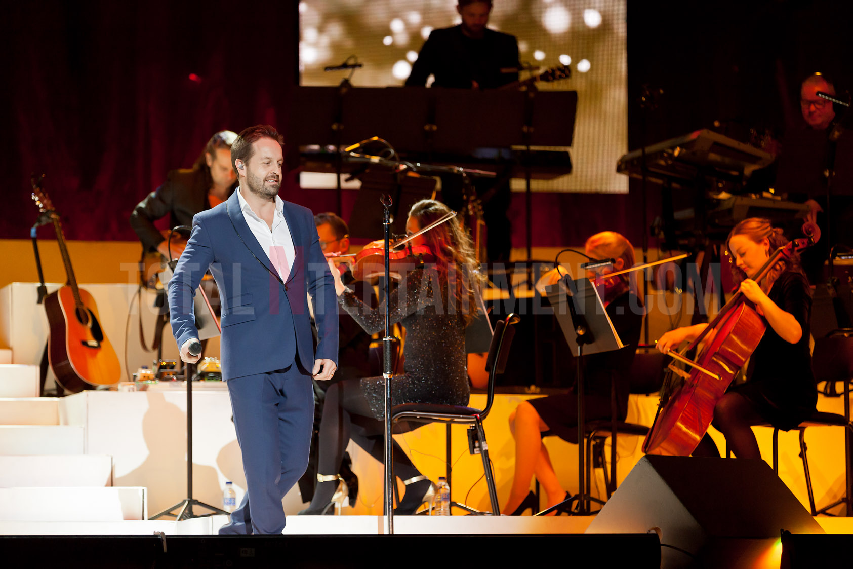 Michael Ball, Alfie Boe, Liverpool, Live Event, Concert