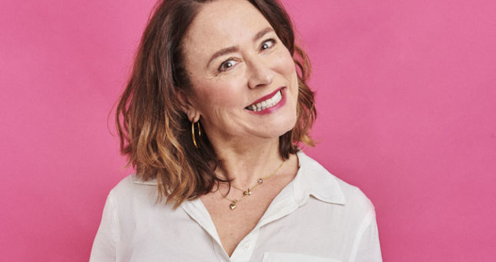 10 Questions with …. Arabella Weir