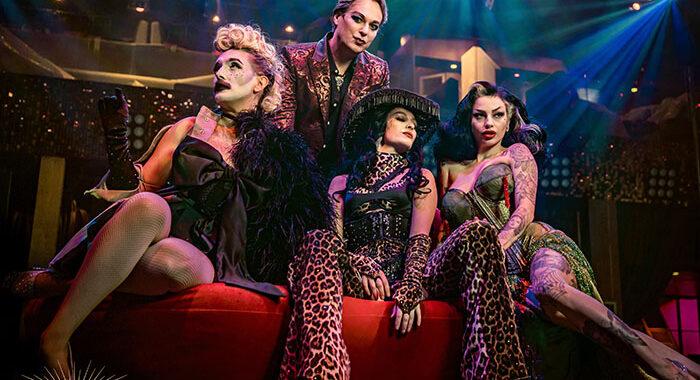 Julian Clary to host of 'Cabaret All Stars'