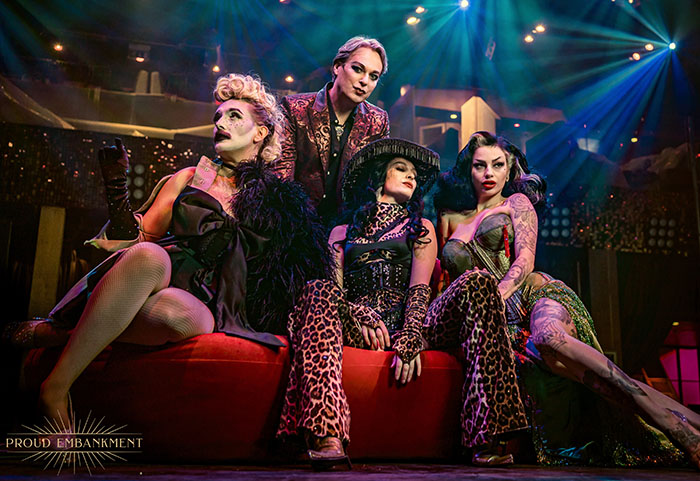 Julian Clary, Cabaret All Stars, Theatre, TotalNtertainment,