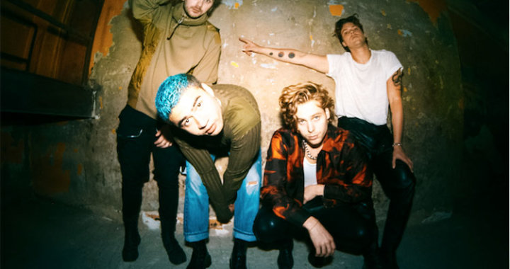 5 Seconds of Summer release 'Wildflower'