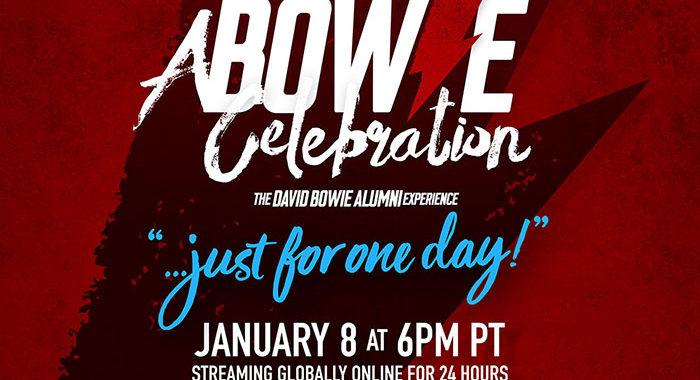 A Bowie Celebration: Just For One Day!