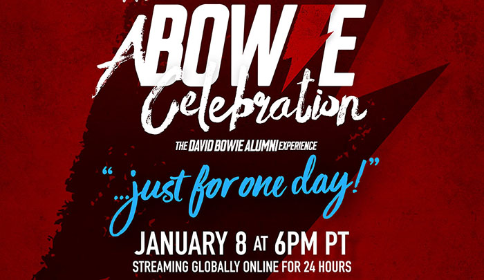 A Bowie Celebration, Music, Live Stream, TotalNtertainment, Music