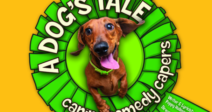 A DOG'S TALE by Poppy Hollman