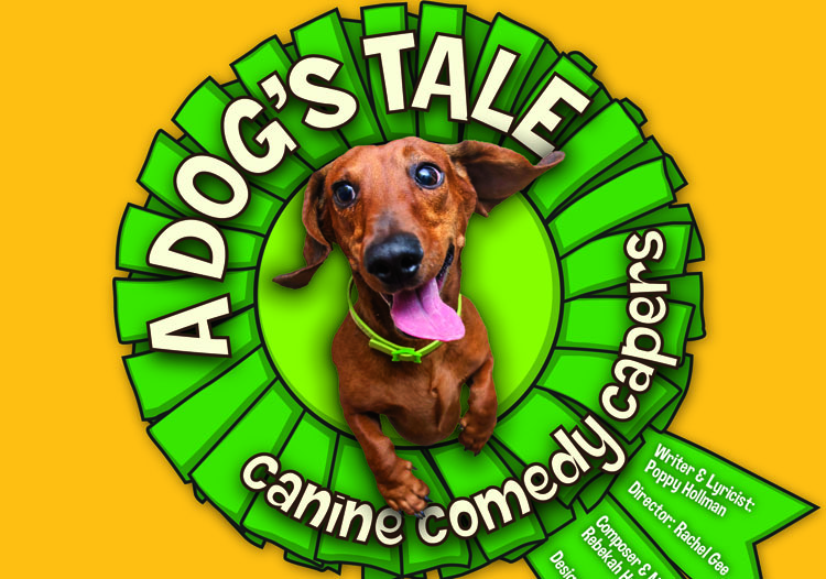 A Dog's Tale, Tour, Huddersfield, TotalNtertainment, Theatre