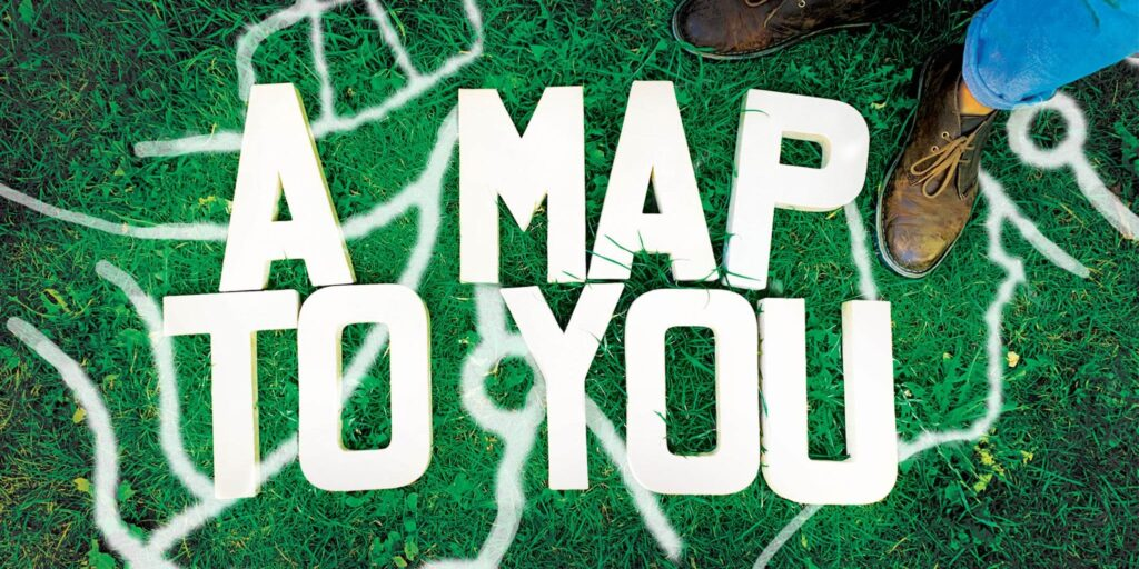 A Map To You, Theatre News, TotalNtertainment, The Dot Collective,