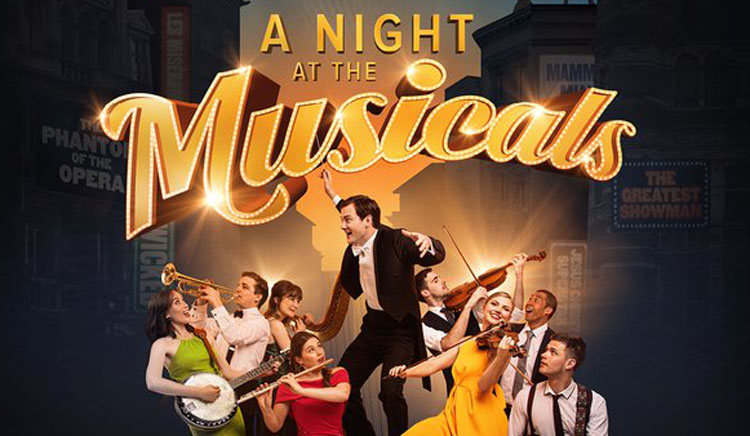 London Musical Theatre Orchestra, Tour, Musicals, Theatre, TotalNtertainment
