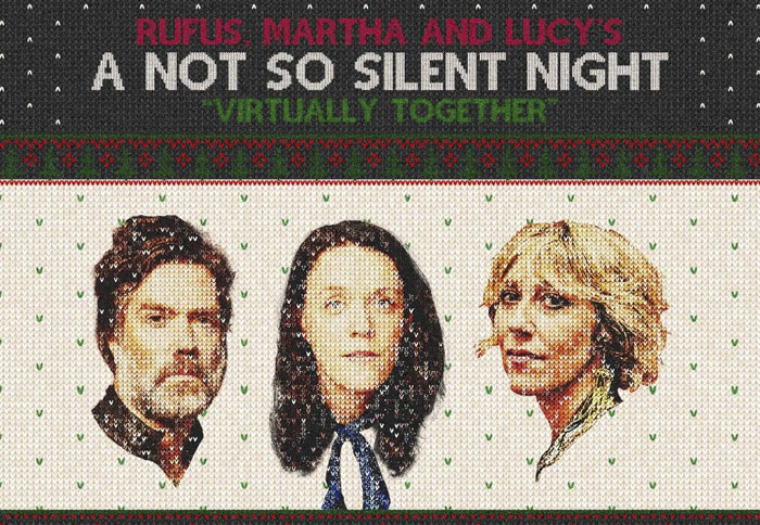 A Not So Silent Night, Music, Christmas, Live Stream, TotalNtertainment