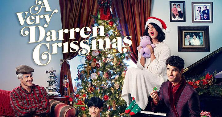 Darren Criss announce debut holiday album