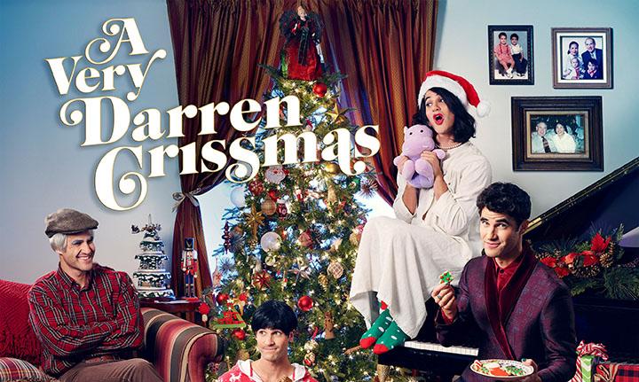 Darren Criss, Music news, New Album, Holidays, Christmas, TotalNtertainment