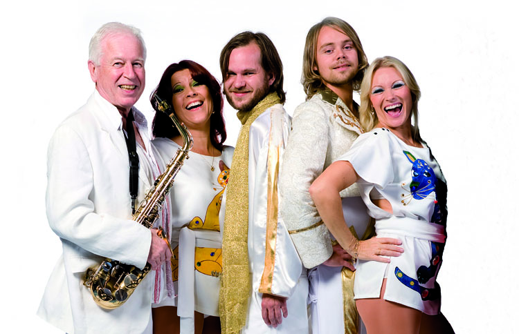 Ulf Andersson, Music, Abba, TotalNtertainment, Tour