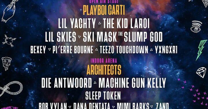New London festival ALT LDN announces Playboi Carti