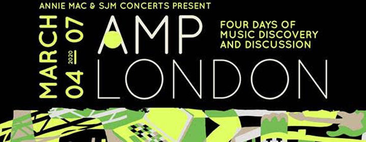 Annie Mac announces speakers for AMP London Conference