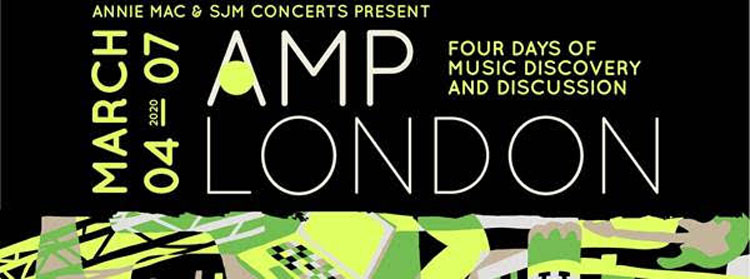 AMP London, Music, TotalNtertainment, Annie Mac