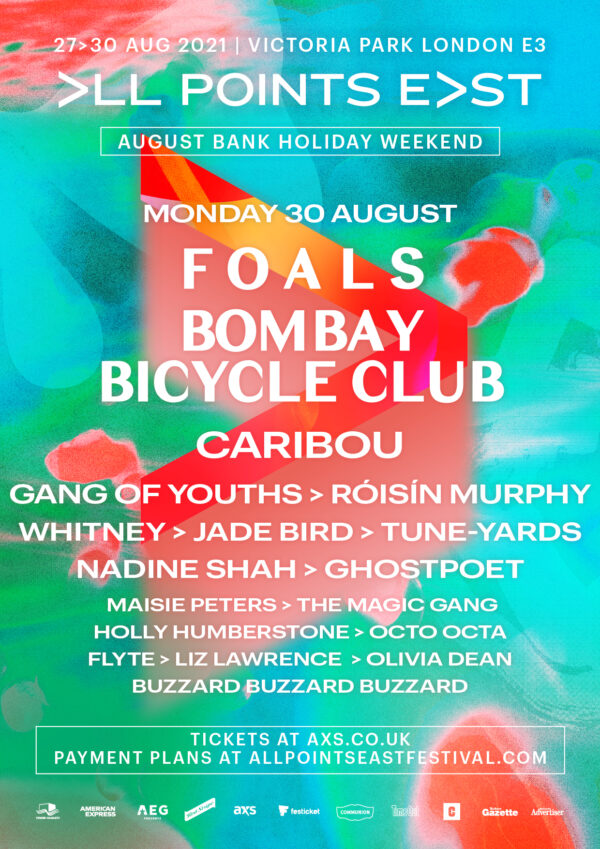 All Points East, Music, Festival,, London, TotalNtertainment