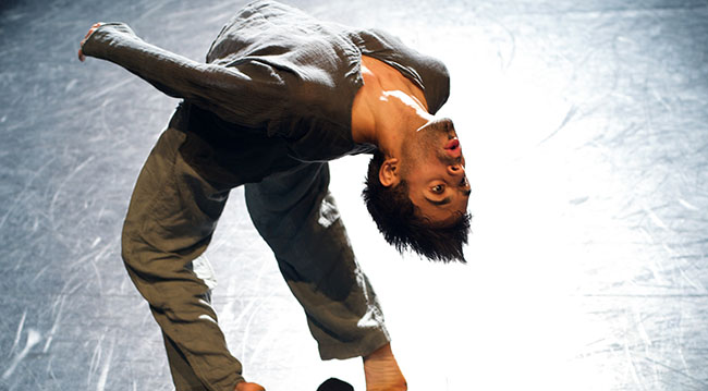Aakash Odedra, Rising, Dance, Theatre, TotalNtertainment