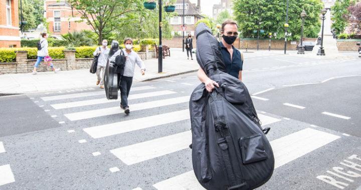 Abbey Road Studios opens its doors again