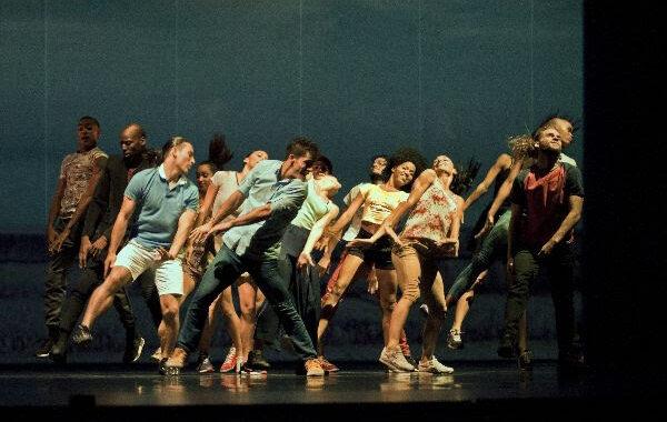 Acosta Danza presents 100% Cuban